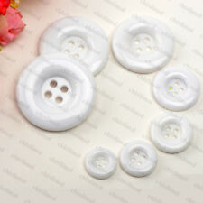 4-Hole Buttons Bulk/Job Lot/Scrapbooking/Card Making/Crafting Toy 15-34MM