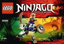 LEGO Ninjago 30291 Anacondrai Battle mecc * 2015 * sfusi