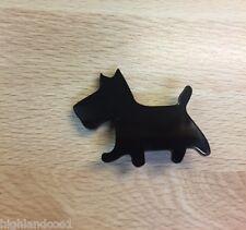 Westie/Scotty Dog Brooch Gift