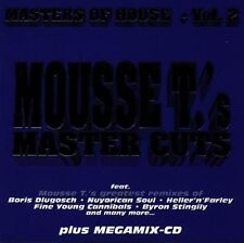 Mousse T. Masters of house 2-Mousse T.'s master cuts (incl. megamix-CD) [2 CD]