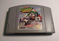 Mischief Makers (Nintendo 64, 1997) NEAR MINT SHAPE TESTED