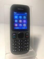 Nokia 100-Phantom Negro (Desbloqueado) Teléfono Móvil