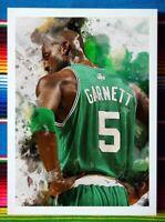 ✺Framed✺ KEVIN GARNETT Boston Celtics NBA Basketball Poster - 62cm x 44cm x 3cm
