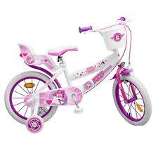 16 Zoll Kinderfahrrad Super Wings Fahrrad Mädchen 5 6 7 Jahren