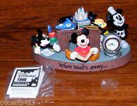 Walt Disney World Time Works When Walt's Away.... Mickey Mouse Generation *NEW**