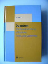 Quantum 1995  Theory of Particles Fields Cosmology