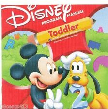 Disney Learning: Mickey Mouse Toddler (Windows 95 / 98) Ages 18 Mo. - 3 **READ**