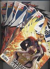 Avengers vs. x-Men (alemán) AVX # 1+2+3+4+5+6 completo-Panini 2012/2013-Top
