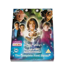 SARAH JANE ADVENTURES - Complete 1st Series. Dr Who Spin-Off (4xDVD BOX SET 08)