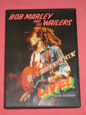 BOB MARLEY AND THE WAILERS - LIVE AT THE RAINBOW  -  DVD