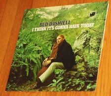 VINYL LP Bud Dashiell - I Think It's Gonna Rain Today / Warner Bros. WS 1731