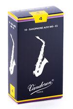 VANDOREN TRADITIONAL BARITONE SAXOPHONE REEDS 4.0 5//box