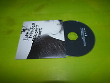 SOPHIE HUNGER - MONDAY'S GHOST!!!!! FRENCH PROMO CD!!!!!!!