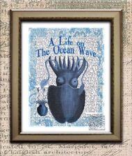 Giclee & Iris Nautical Art Prints