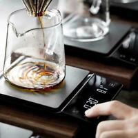 Kaffeewaage Handstempel-Multifunktions-Bartheke elektronische Waage O4R0