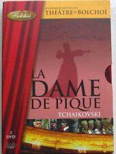 2DVD LA DAME DE PIQUE - TCHAIKOVSKI - THEATRE DU BOLCHOI - SIMONOV