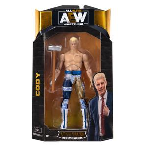AEW Cody Rhodes Unrivaled Series 1 - Brand New Figure Scale WWE