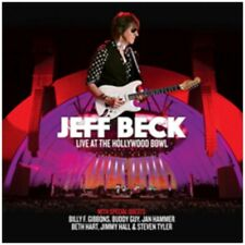 Jeff Beck - Live at the Hollywood Bowl - New 2CD/DVD Album