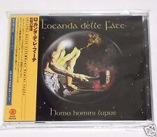 LOCANDA DELLE FATE / Homo Homini Lupus : JAPAN w/OBI CD (ITA:Vinyl Magic)