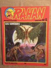 RAHAN (NOUVELLE COLLECTION) - T5 : octobre 1978