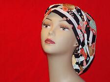 Surgery Cap Scrub Hat  Smaller Bouffant Women Surgical Medical European Handmade