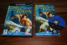 PRINCE OF PERSIA THE SANDS OF TIME pour Nintendo GameCube GC PAL CD remis à neuf