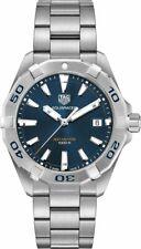 New Tag Heuer Aquaracer 300M 41mm Blue Dial Men's Watch WBD1112.BA0928