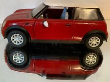 New Mini Cooper Scale 1/ 28 Diecast Collectible KT 5042 Kinsmart