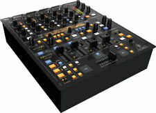 NEW Behringer DDM4000 5-Channel DJ Mixer, Dual Effects, BPM Brand NEW