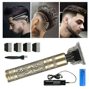 Electric Hair Clipper Cordless Cutting T9 Outliner Pro Li Liner Grooming Trimmer