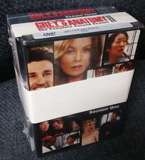 Grey's Anatomy Seasons 1-3 DVD 1 2 3 - Sealed, Qwik Ship!