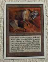 Clockwork Beast MP Unlimited 1993 Original Mtg