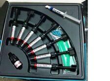 Anycom Nano Hybrid dental composite resin kit 7syr +1bond free shipping