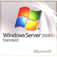 Microsoft Windows Server 2008 Standard R2 Véritable Toutes les Langues