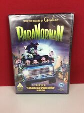 Paranorman DVD New And Sealed