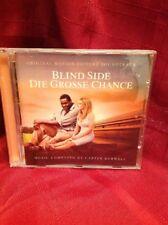Blind Side Original Motion Picture Soundtrack CD Carter Burwell RARE HTF