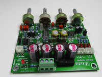 HIFI Subwoofer Preamplifier Preamp Low Pass Board DIY Audio