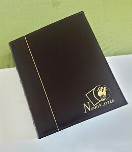 L100- Sammel-Album mit 34 Numisbriefen Deutschland 1997 - 2005