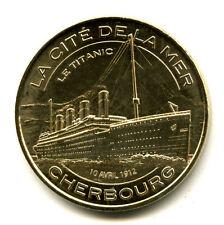 50 CHERBOURG Le Titanic, 14 avril 1912, 2012, Monnaie de Paris