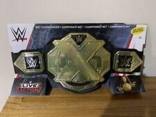 WWE NXT CHAMPIONSHIP BELT