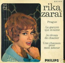 RIKA ZARAI EP FRANCE PRAGUE