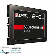 New Emtec 240GB SSD X150 SATA III 6Gb/s 2.5″ Internal Solid State Drive