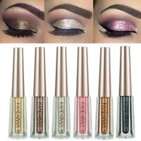 Glitter Liquid Eyeshadow Waterproof Long Lasting Shimmer Eyeliner Cosmetic-2019