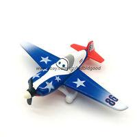 Mattel Disney Pixar Planes America LJH Special Diecast Model Collect Toys Loose