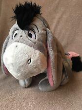Disney Store Eeyore Plush Stuffed Toy NWT
