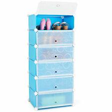 6 Cubic Shoe Rack Shelf Portable Cabinet Storage Closet Organizer Home Furniture