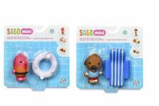 Sago Mini - Easy Clean Bath Squirter and Floaty 2 Pack