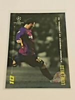 2020 Topps Champions League Soccer By Messi - Lionel Messi - vs Liverpool FC