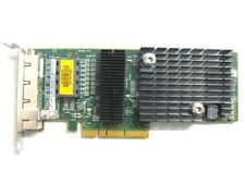 Sun ATLS1QGE Quad-Port PCIe Gigabit Network Adapter 501-7606-06 Low Profile
