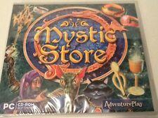 PC GAME MYSTIC STORE Win XP Thru Win 10 Sealed